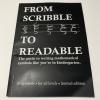 37 種の数学シンボルの書き方が学べる本の紹介